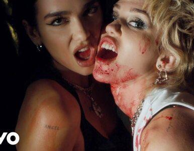 """Miley Cyrus i Dua Lipa we wspólnym hicie. Zobaczcie klip do """"Prisoner"""""""