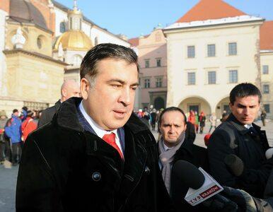 Saakaszwili o Turcji: Chciałem, aby ten pucz upadł