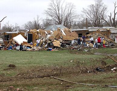 62 tornada w Karolinie Północnej. Rośnie liczba ofiar
