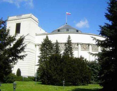 Sejm udzielił wotum zaufania dla rządu
