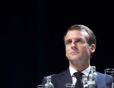 """Protesty """"żółtych kamizelek"""" we Francji. Macron wygłosi przemówienie"""