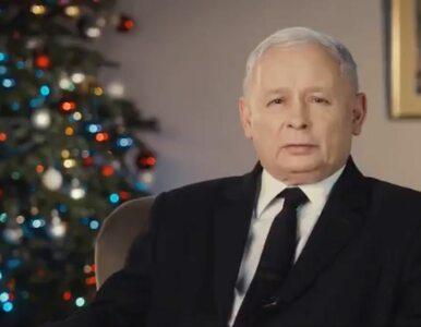 """Prezes PiS złożył życzenia Polakom. """"By rok kolejny przybliżył taką..."""