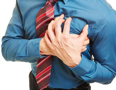 Oto 8 faktów dotyczących zawału serca. Przeczytaj, nim będzie za późno!