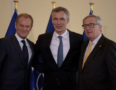 Stoltenberg wyjawił pierwsze ustalenia szczytu NATO. Nowy obszar...