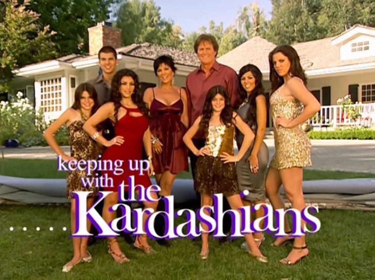 """Pierwszy sezon programu """"Z kamerą u Kardashianów"""""""