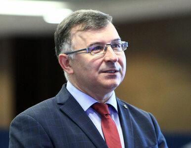 """Były prezes PKO BP Zbigniew Jagiełło znalazł nową pracę. """"To poważne..."""