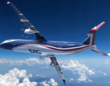 Przełom w lotnictwie? Zaprezentowano pierwszy hybrydowy samolot rejsowy....