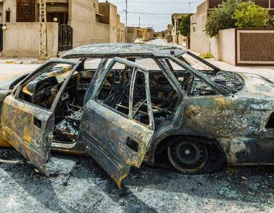 Wybuch samochodu pułapki. Nie żyje ponad 20 osób