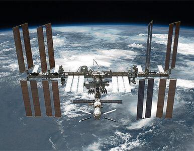 Na stacji kosmicznej znów tłoczno