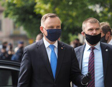 Prezydent Andrzej Duda przedstawił szczegóły dot. spotkania z Donaldem...
