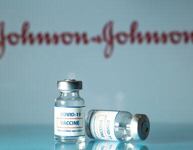 FDA informuje o potencjalnym skutku ubocznym po szczepionce Johnson &...