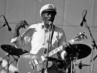 """Nie żyje Chuck Berry. """"Pionier rock and rolla"""" miał 90 lat"""