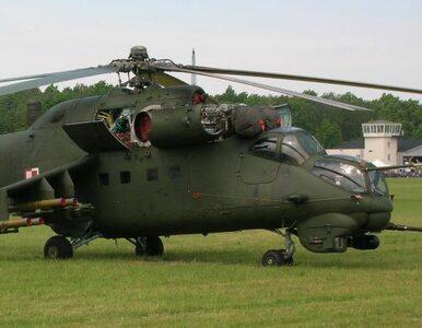 Rosja gromadzi myśliwce i śmigłowce przy granicy z Ukrainą