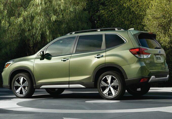 Subaru Forester V