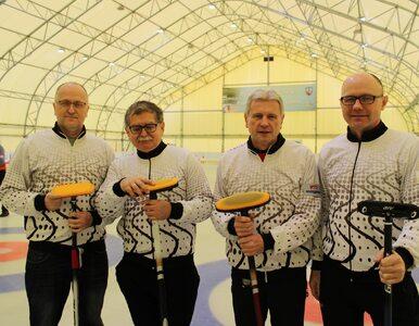 Polscy seniorzy chcą walczyć o mistrzostwo świata w curlingu. Problem?...