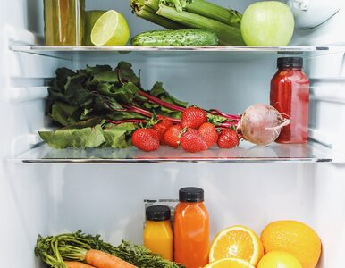 Praktyczny sposób układania żywności w lodowce. Dzięki niemu nic się nie...
