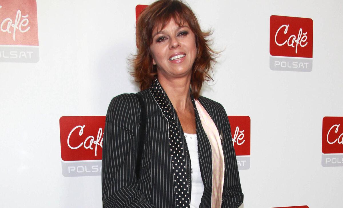 Elżbieta Zającówna w 2011 roku