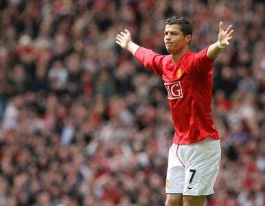 Nike ściągnie Ronaldo z powrotem do Manchesteru?