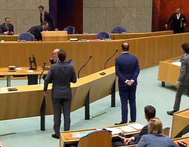 Holenderski minister zdrowia rezygnuje po tym, jak zasłabł w parlamencie