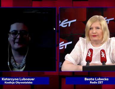 Lubnauer zniknęła z wizji w trakcie wywiadu. Kpi z Dworczyka: To błąd...