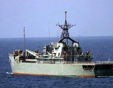 Iran zablokował Cieśninę Ormuz. Próbnie