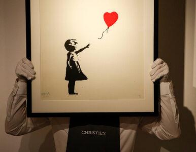 """""""Nie słuchaliście mnie, dopóki nie zasłoniłem twarzy"""". Banksy zabiera głos"""