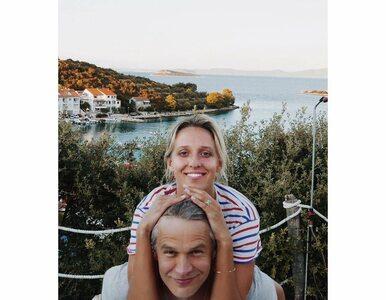 Michał Żebrowski i jego żona Aleksandra świętują w Paryżu 10. rocznicę...