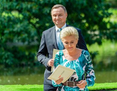 """Agata Kornhauser-Duda kandydatką na prezydenta? """"SE"""" pisze o trzech..."""