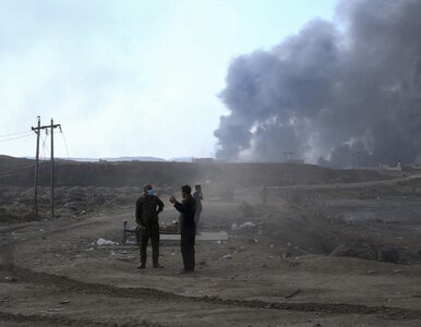 Walka o Mosul. Szyicka milicja włącza się do działań