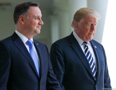 Bloomberg: Polska bliska zawarcia umowy z USA ws. Fort Trump