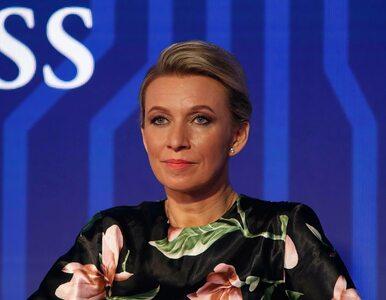 Rzeczniczka rosyjskiego MSZ odpowiada polskiemu ministrowi. Wspomniała o...