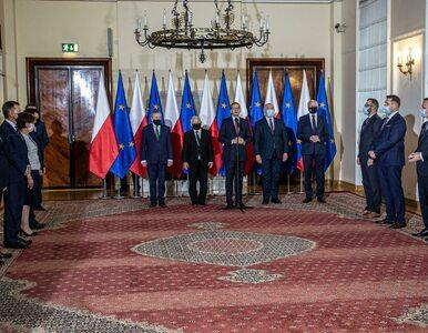 Ministrowie-zderzaki Morawieckiego. Rząd z misją: przetrwać