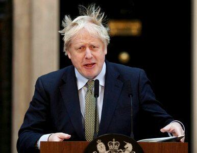 Pogorszył się stan Borisa Johnsona. Premier trafił na intensywną terapię
