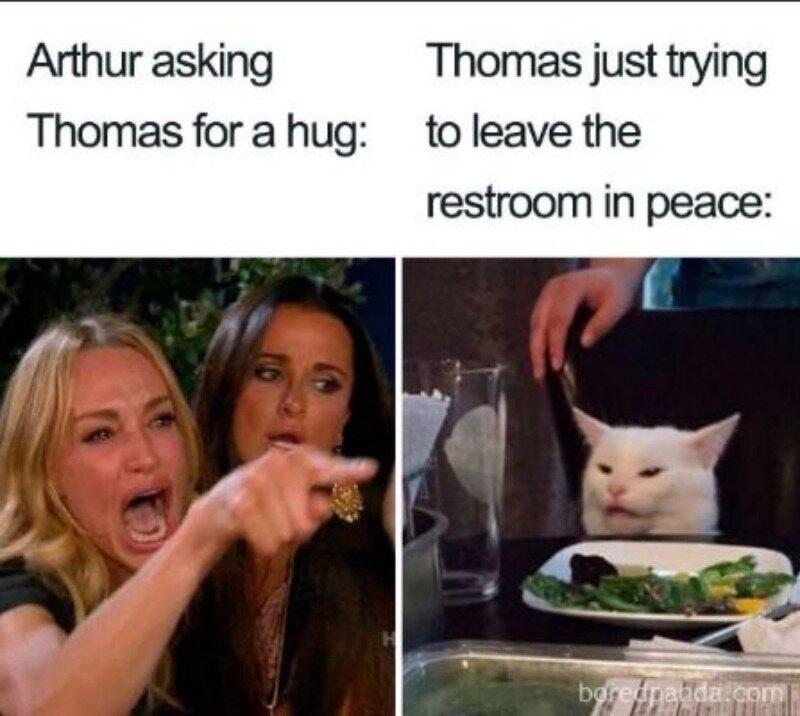 Memy z tym kotem bawią niezależnie od tematu