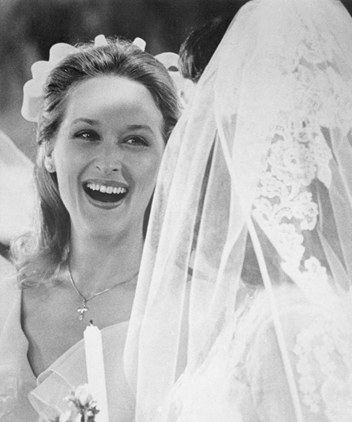 """Meryl Streep w """"Łowca jeleni"""" (1978)"""