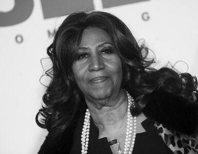 """Aretha Franklin nie żyje. """"Królowa Soulu"""" miała 76 lat"""