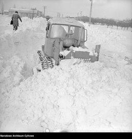 Zima stulecia w Polsce w 1979 roku