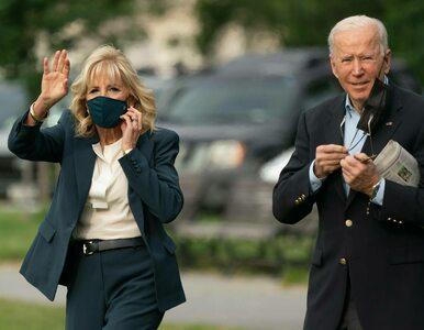 """Biden przyleciał do Europy. Spotka się m.in. z Putinem. """"USA będą..."""
