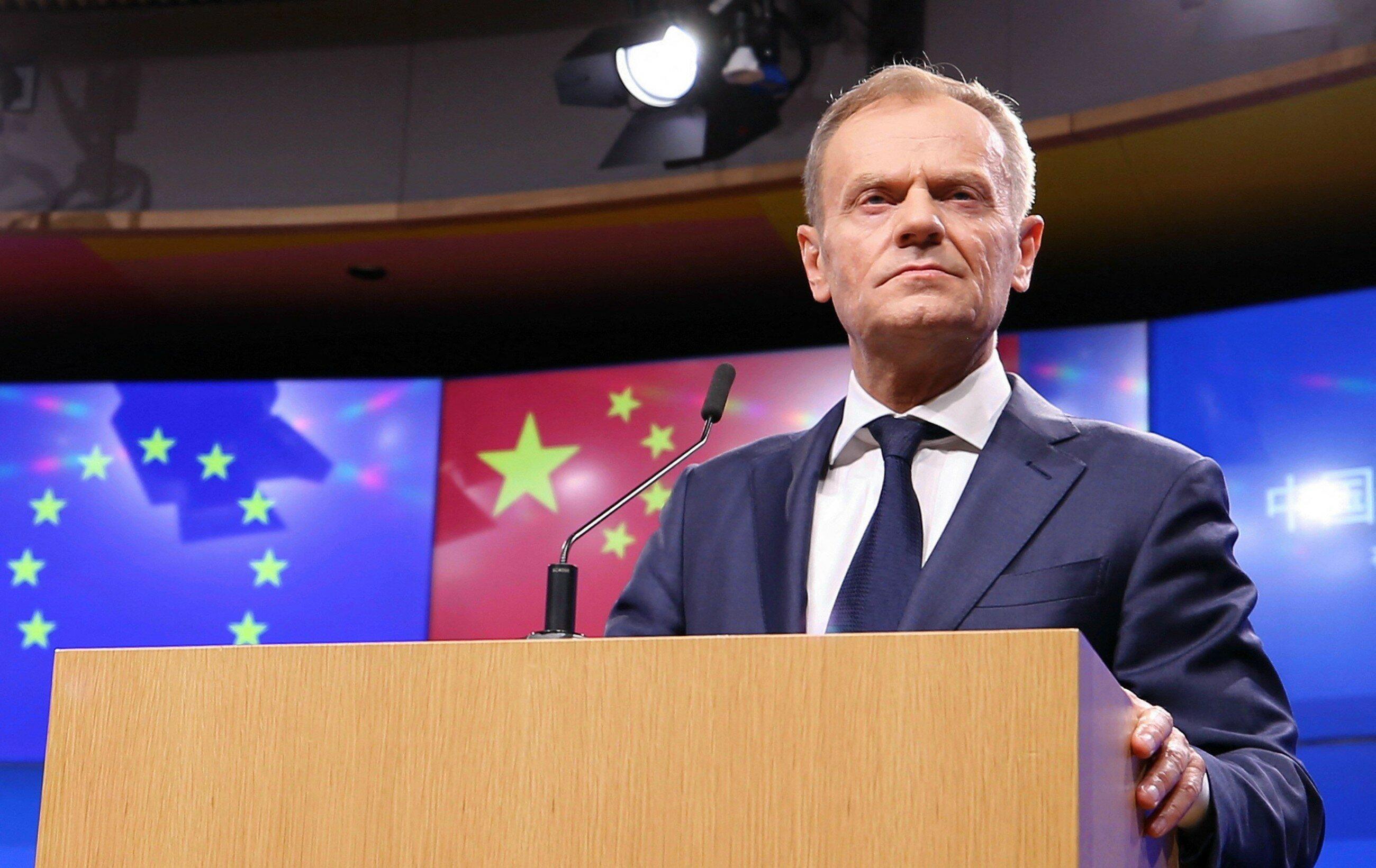 Donald Tusk poinformował, że na początku maja odwiedzi Polskę. Zapowiedział, że: