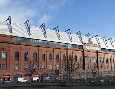 Glasgow Rangers wykreślone z rozgrywek szkockiej ekstraklasy!
