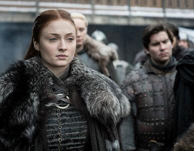 """Sophie Turner dla """"Wprost"""": Widzowie zobaczą Sansę Stark w zbroi, z..."""