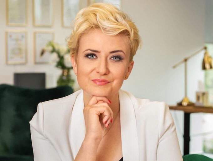 Anna Janiczek, prezes zarządu PZU Zdrowie