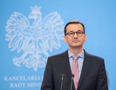 Debiut premiera Morawieckiego po posiedzeniu Rady Ministrów. Co ogłosił?
