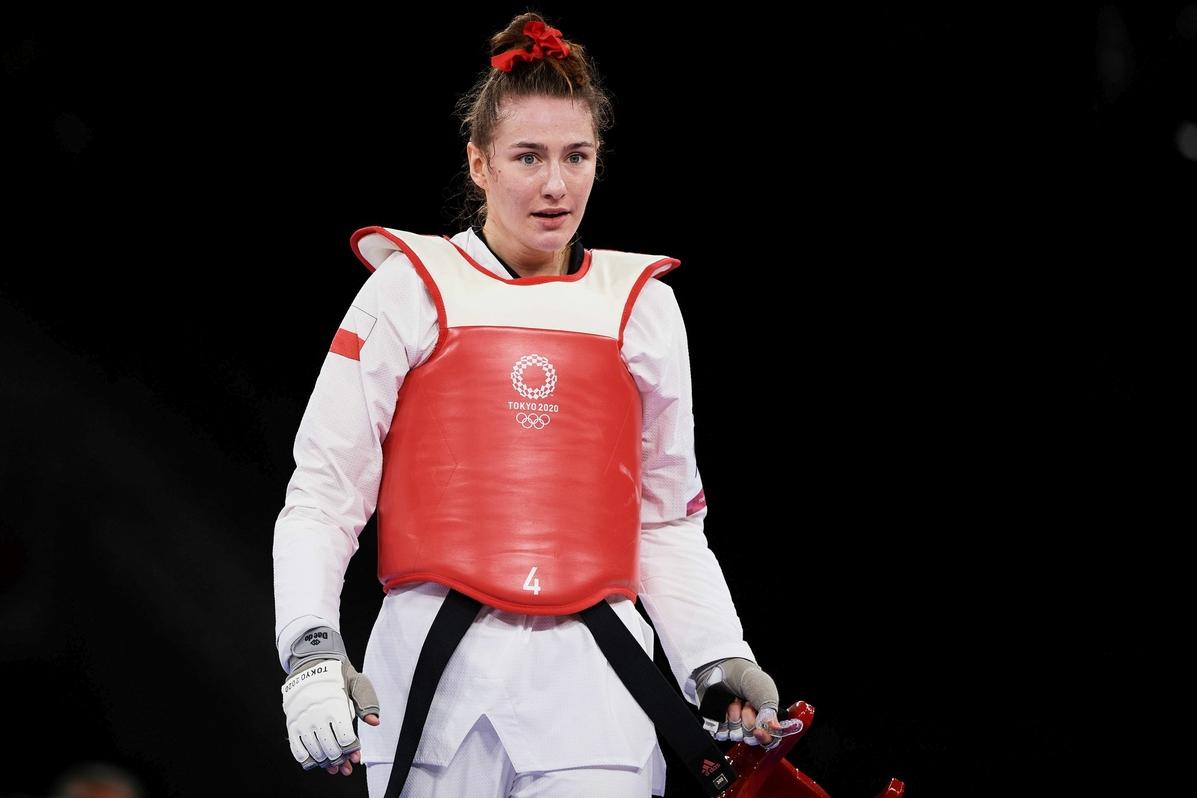 Aleksandra Kowalczuk powalczy o brąz! Świetny występ Polki