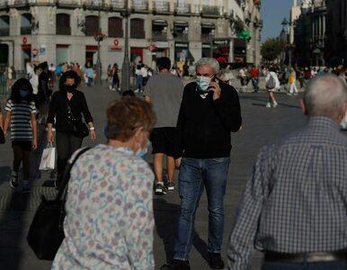 """Wraca godzina policyjna w Hiszpanii. Madryt chce zwalczyć """"poziom..."""