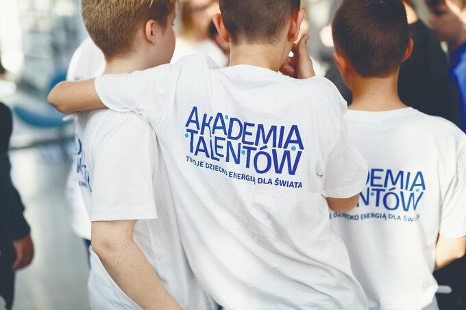 Akademia Talentów toprogram stypendialny igrantowy Fundacji Enea