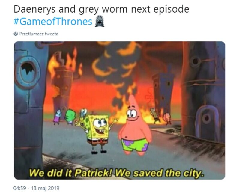 Daenerys i Szary Robak w kolejnym odcinku