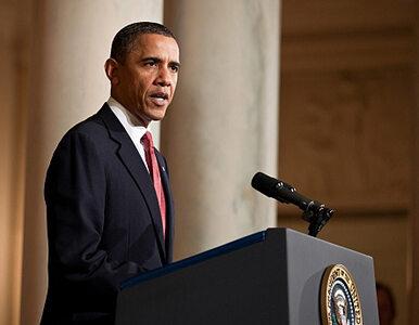 """Obama tłumaczy akcję w Libii. """"Dążymy też do obalenia Kadafiego"""""""