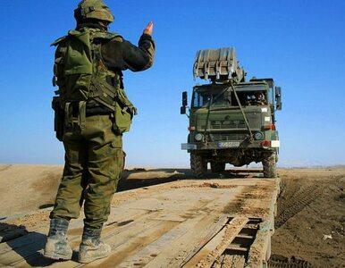 Afganistan: polscy żołnierze bez prądu i wody