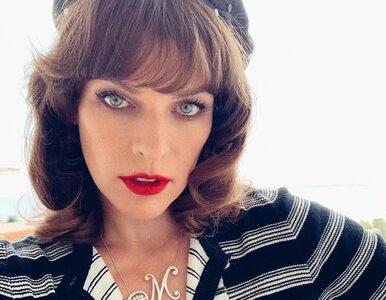 43-letnia modelka i aktorka Milla Jovovich jest w ciąży. Zdradziła płeć...
